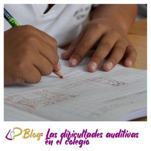 Los problemas auditivos: enemigos del rendimiento escolar
