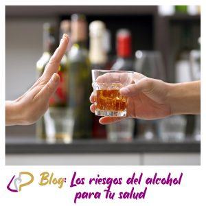 Los riesgos del alcohol para tu salud